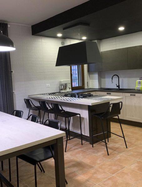 Cucina Creo Kitchens Kyra a Telaio