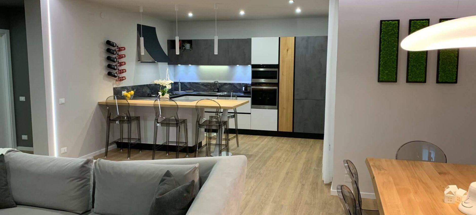 Cucina Creo Kitchens Living Orme Design