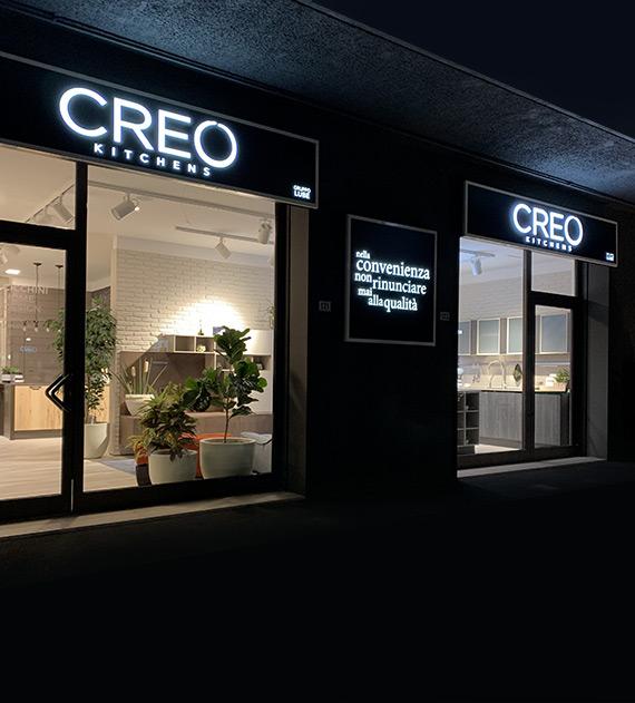Cucina Creo Kitchens Store Lube Cicchini Home Design Pescara