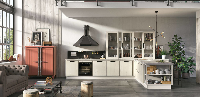 Cucina Lube Provenza Borgo Antico