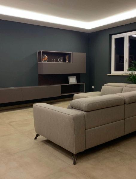 Progetto di Interior Design Orme e Egoitaliano